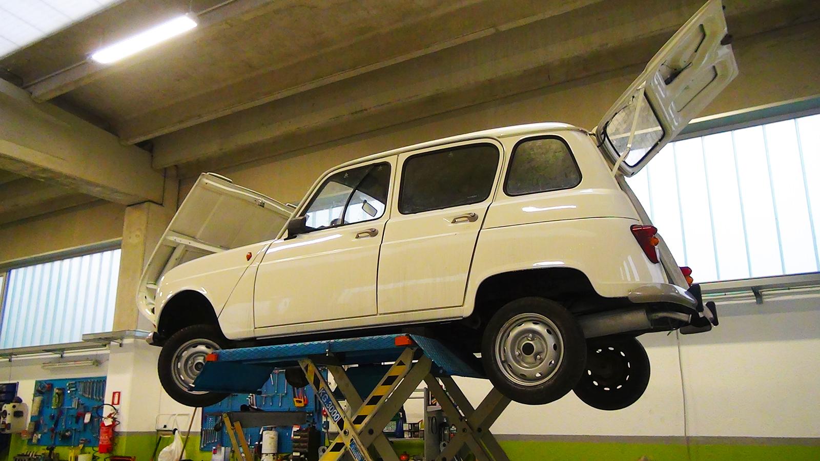 Restauro auto d'epoca Alessandria